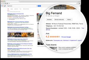 Google my business, un complément indispensable à votre site