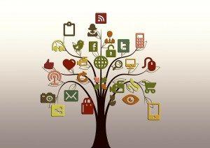 Relier votre site aux médias sociaux dès la création de votre entreprise