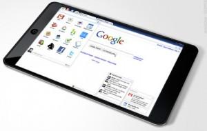 Google sur mobile
