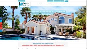 visitemamaison.fr le site de petites annonces immobilières avec visite virtuelle