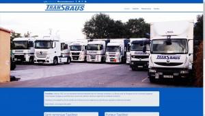 Transbaus Societe de transport Le Boulou 66 - Site internet créé par Catseo.fr