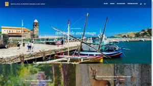 Création du site internet Perpignan visitpo.com, un site de l'Office de Tourisme de Perpignan