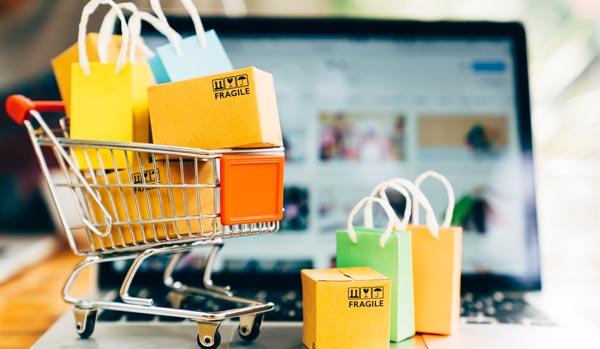 Boutique en ligne contre la crise